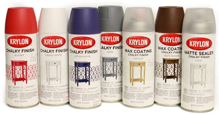 Krylon-Chalky-Spray-Paint